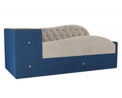 Детская кровать Джуниор Правый угол
