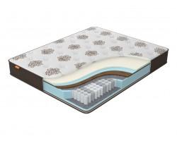 Матрас Орматек Comfort Duos Middle/Hard (Brown) 80x210