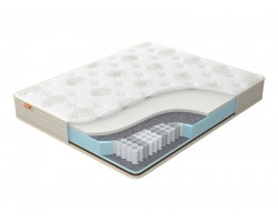 Матрас Орматек Comfort Duos Soft/Middle (Beige) 80x210