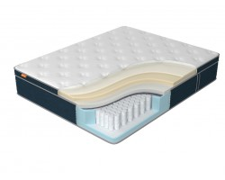 Матрас Орматек Orto Premium Memory (Navy Lux) 90x190