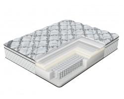 Матрас Verda Cloud Pillow Top (Silver Lace/Anti Slip) 80x200