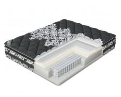 Матрас Verda Cloud Pillow Top (Black Orchid/Anti Slip) 90x190
