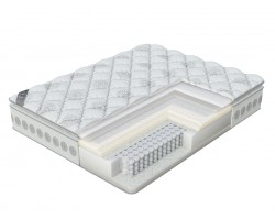 Матрас Verda Cloud Pillow Top (Frostwork/Anti Slip) 200x195