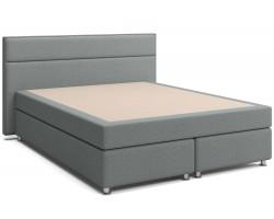 Кровать с матрасом и зависимым пружинным блоком Марта (160х200)