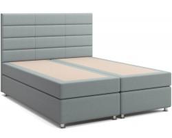 Кровать с матрасом и зависимым пружинным блоком Бриз (160х200) B