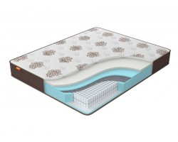 Матрас Орматек Comfort Slim Middle Plus (Brown) 180x190