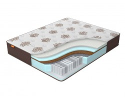 Матрас Орматек Comfort Prim Middle Plus (Brown) 140x195